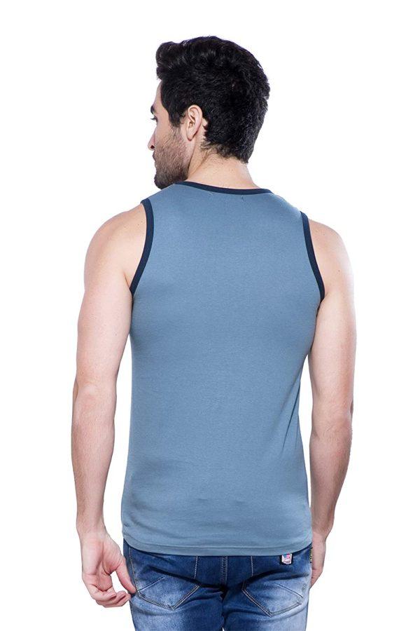 Blue best back