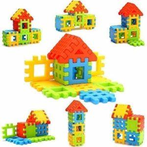 House Building Blocks Games For Kids