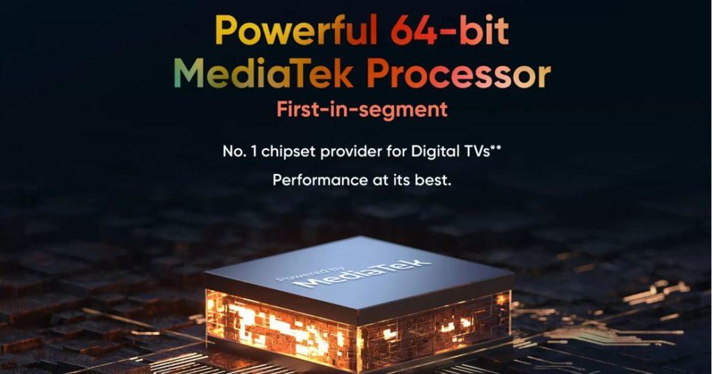 Realme TV With MediaTek Processor