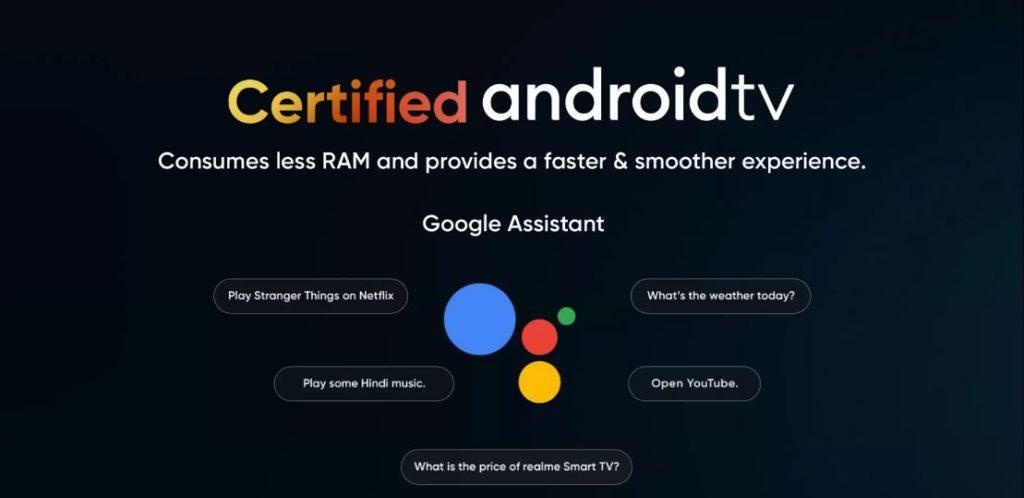 RealMe Smart Android TV