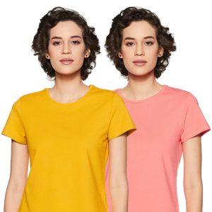 Half Sleeve T-Shirt For Women's