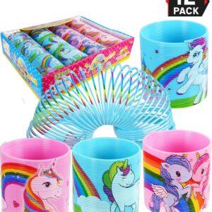 Return Gifts Unicorn Theme Spring Toy