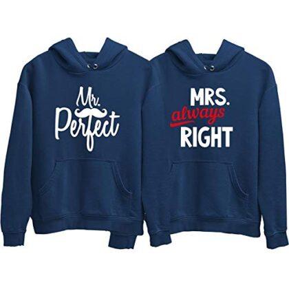 Men's Women's Cotton Hoodie | Couple Sweatshirts