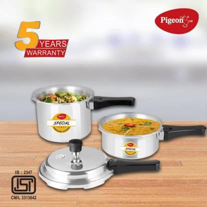 pressure cooker 3 litre lowest price