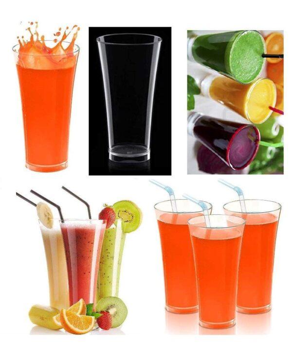 Plastic Glass for Juice