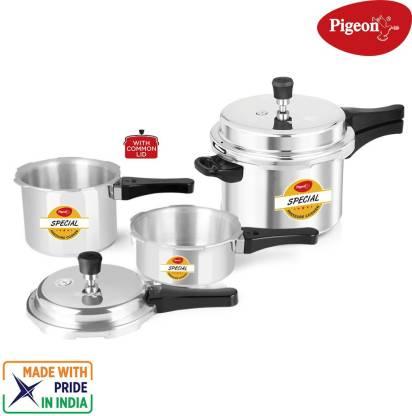 pigeon pressure cooker combo