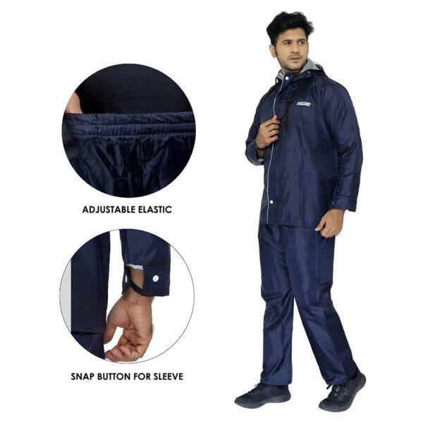 Elastic Adjustable Raincoat