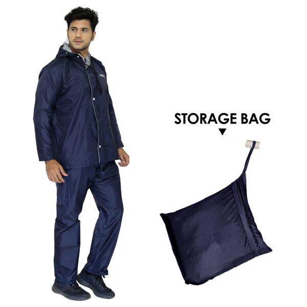 Raincoat with Storage Bag